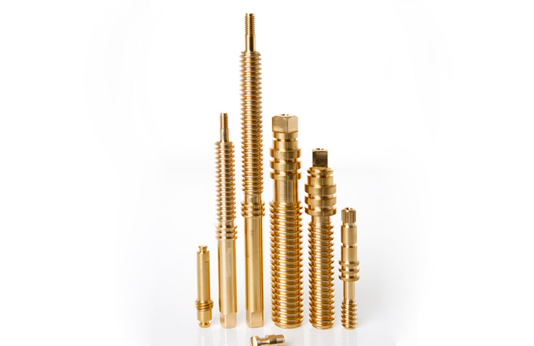 Brass Spindles
